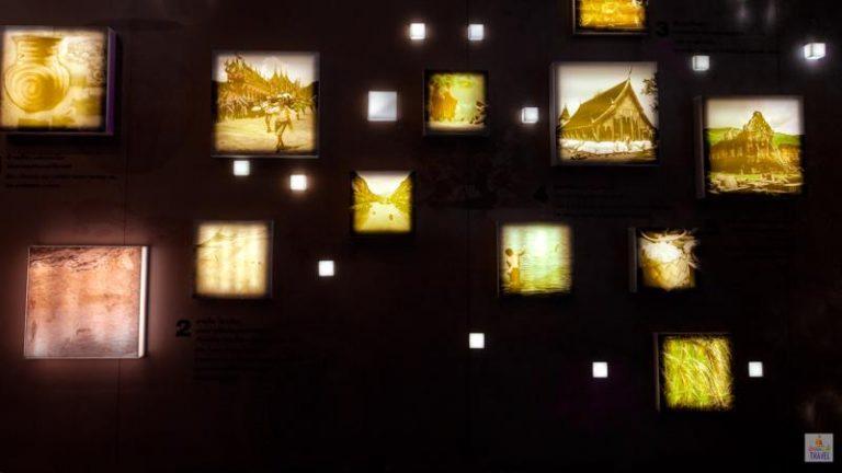 ภายในพิพิธภัณฑ์เมืองอุดรธานี