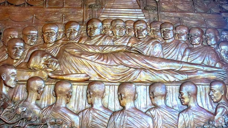 พิพิธภัณฑ์อัฐบริขาร หลวงตาพระมหาบัว ญาณสัมปันโน